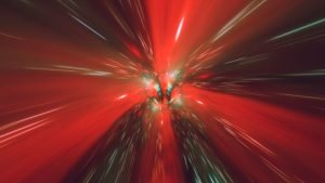 time travel wormhole hyperspace